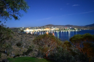 ‌Jindabyne by night no flash 2013