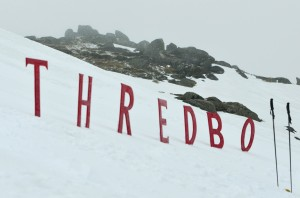 Thredbo sign poles